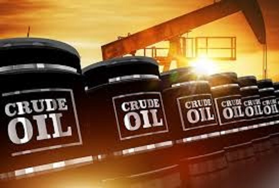 Crude oil price rises for third successive day on improved risk sentiment